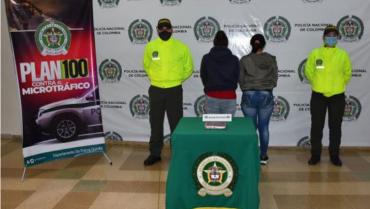 Cárcel para las presuntas líderes del tráfico de  estupefacientes en el barrio Nueva Libertad