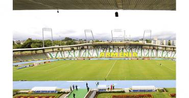 No se prestará el estadio para el partido del Atlético F. C. vs. Deportes Quindío