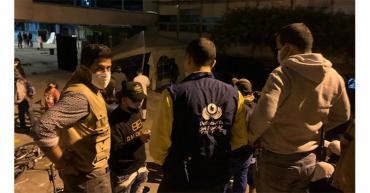 Por supuestos abusos de la fuerza pública, TAQ admitió tutela contra la nación y vinculó a los alcaldes y al gobernador