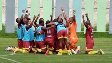 En la tarde del jueves, Deportes Quindío derrotó 1-0 a Valledupar como visitante y se consolidó como líder del grupo B del torneo de ascenso.