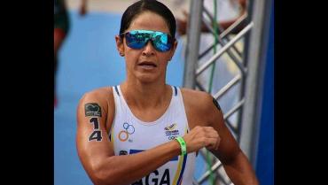 Lina Raga Prieto, por un cupo en los Juegos Olímpicos de Tokio