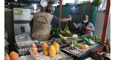 La minorista resucitó con mercados campesinos