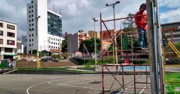 Polideportivo Cafetero, escenario con tradición y poca inversión