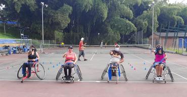 En los Juegos Paranacionales, el Quindío competirá en 10 disciplinas deportivas