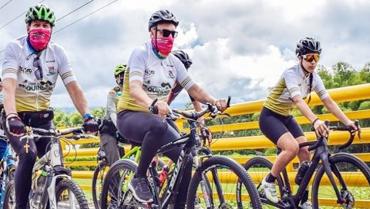 Mindeporte impulsa en el Quindío la creación de ciclovías en todos los municipios