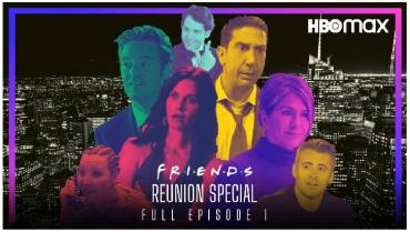"""""""Friends"""" publica el primer tráiler del reencuentro de sus protagonistas"""