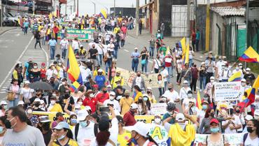 Autoridades crearon el comité de coordinación que vigilará las protestas