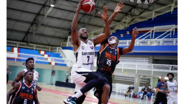 Cafeteros ganó y está a un triunfo de la semifinal profesional de baloncesto