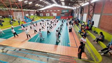 Armenia será sede del Campeonato Nacional de Hapkido