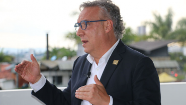 """""""Se han gastado ya el 74% del presupuesto del año en La Misericordia"""": gobernador"""