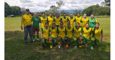 Por el zonal femenino de fútbol sub-19, Quindío debutará ante Cundinamarca
