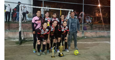 Fair Play y Sport Club, campeones en torneos de fútbol del Cooperativo