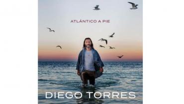 """Diego Torres anuncia regreso a la TV gracias a su disco """"Atlántico a pie"""""""