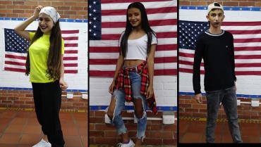 Quindianos lograron 2 terceros puestos en hip hop intercolegiado nacional