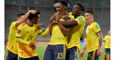 Hoy, Colombia vs. Argentina en el Metropolitano de Barranquilla