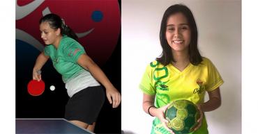 Quindianas ganaron oro y plata en intercolegiados nacionales