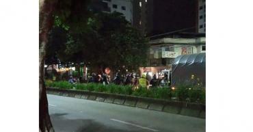 Manifestantes ingresaron a la Universidad del Quindío