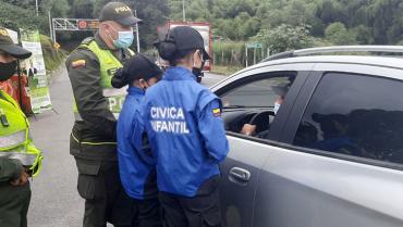 Autoridades garantizarán seguridad en vías durante el fin de semana