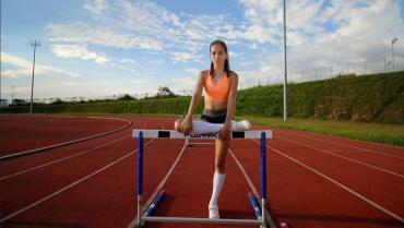 Susan Cañaveral Bastidas, una atleta que no se rinde