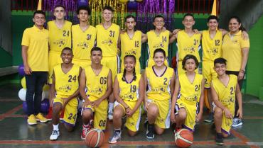 Club quindiano de baloncesto competirá en Rep. Dominicana