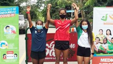 Bronce para Quindío en la  Copa Colombia de Triatlón