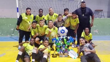 Club Mario, campeón de Festival de Fútbol de Salón en Salento