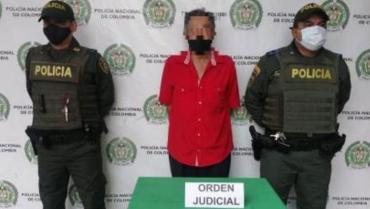 Hombre de 80 años era requerido por delitos sexuales