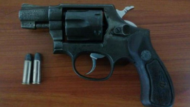 Adolescente tenía en su poder un arma de fuego