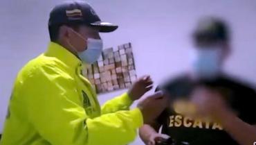 Policía rescató comerciante quindiano que fue secuestrado