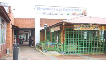 """Galería de Calarcá genera pérdidas,  comerciantes señalaron """"hostigamientos"""""""