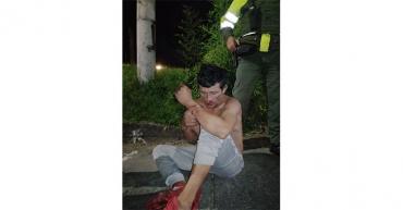 Hombre fue linchado en el barrio Nuevo Armenia