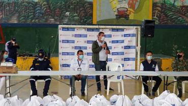 El programa Manos que Alimentan asignó 800 cupos para el Quindío