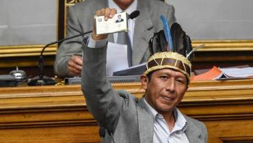 La oposición venezolana denuncia presencia del Eln en territorios indígenas