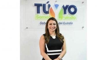Yenny Alexandra Trujillo Alzate asumió como secretaria de Salud ad hoc en Armenia