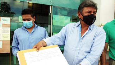 Comité aspira recoger 29.073 firmas para  convocar a consulta popular contra el alcalde