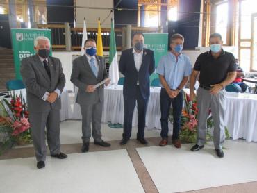 50 AÑOS UNIVERSIDAD LA GRAN COLOMBIA