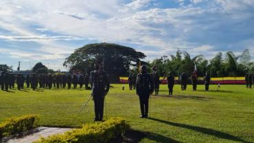 Batallón Cisneros tiene nuevo comandante