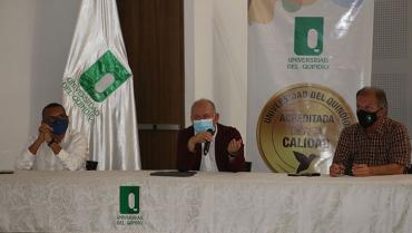 Directivas de la Uniquindío denunciaron a primera línea por vandalización