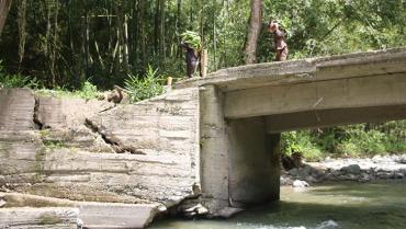 Puente de La Soledad, en Córdoba, no será derribado aún y la reparación se demorará