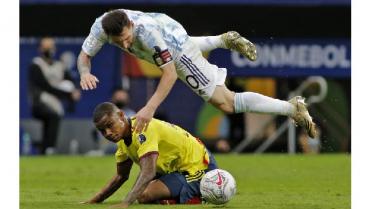 Argentina jugará la final contra Brasil