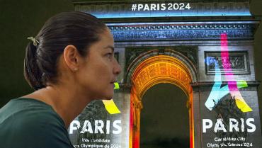 Lina Raga confirmó que sí luchará por un cupo a JJ.OO. París-2024