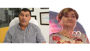 Víctimas de la Covid-19, fallecieron el constructor Germán Toro Castillo y su señora madre