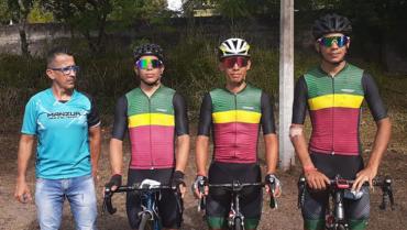 Día difícil, con retiro incluido, para ciclistas quindianos en la Vuelta al Tolima