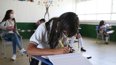 Solo 2 colegios del Quindío no volverán a la presencialidad