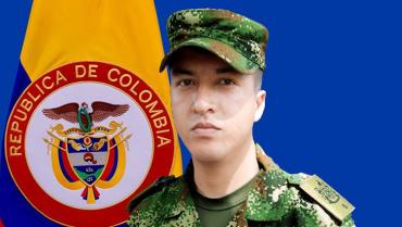 Quién era el soldado quindiano asesinado por disidencias de las Farc