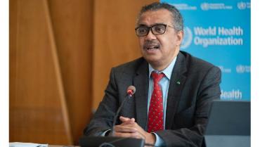 Director OMS pide a China más transparencia sobre el origen del coronavirus