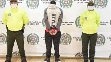 Cárcel para reconocido asaltante de Armenia
