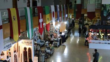Exposición Artesanal de Armenia, una puerta a la cultura