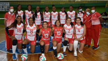 En el nacional de voleibol, Quindío perdió, pero aprendió