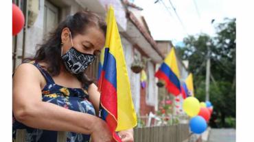 Actividades en municipios quindianos para conmemorar el 20 de julio